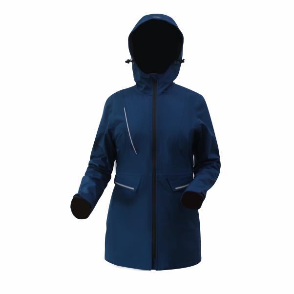 GL8631 Waterproof jacket for lady