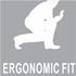 ergonomic fit for workwear