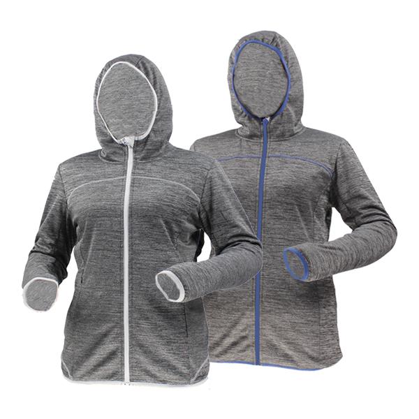 Factory wholesale Hi-Vis Jacket - GL8422 Brushed fleece jacket for lady – Greenland