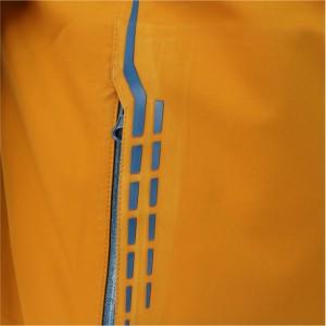 GL8675 Outdoor Hooded Waterproof Breathable Men Softshell Jacket