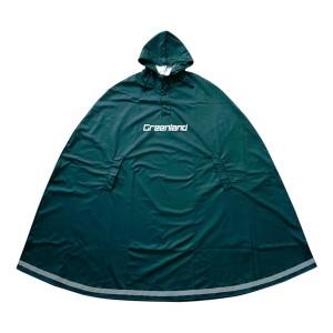 GL5611 Adult's PU Rain Poncho with Hood