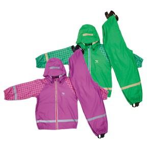 GL5632 Kids' PU Rainsuit with Hood