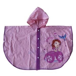 Fast delivery Warehousing Bodywarmer - GL5922 Children Poncho – Greenland