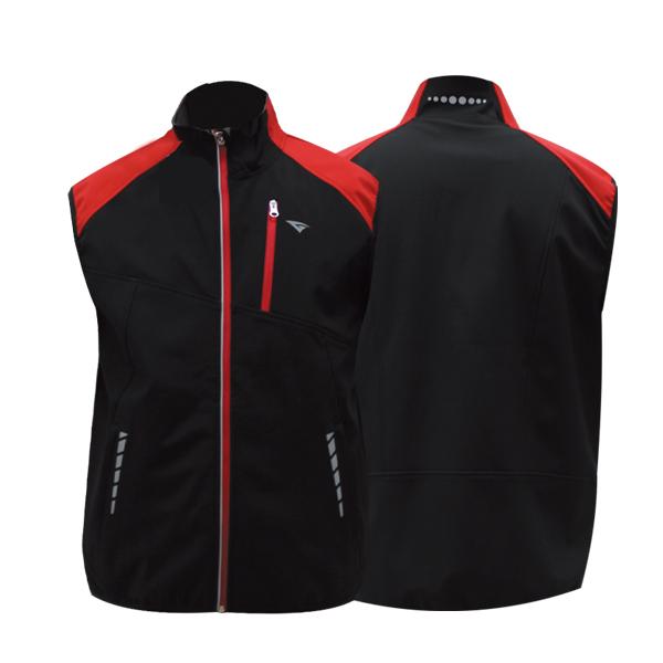 GL7241 softshell vest for men