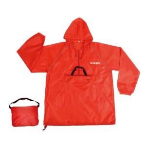 GL8144 Men's Windbreaker with Hidden Hood and Packed into Pocket Bag