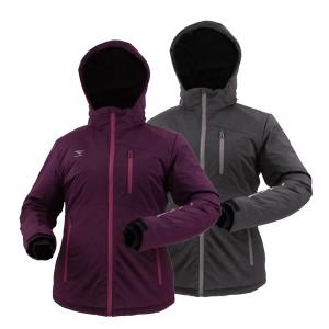GL8382 Ladies Outdoor Ski Winter Jacket with Waterproof Fashion Fabric