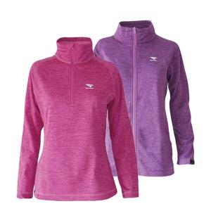 GL 8413  Fleece jacket for lady