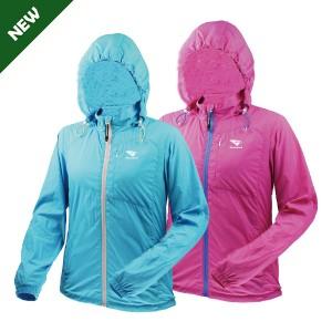 GL8540 Women's Skin jacket with Hidden Hood