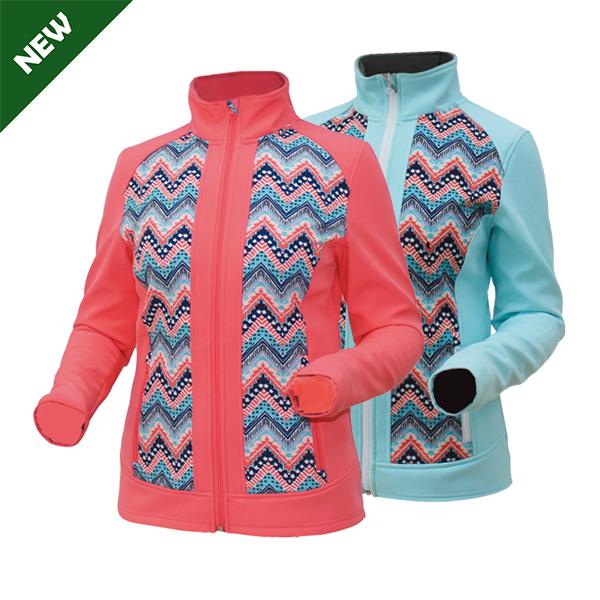 GL8641 Softshell jacket for lady