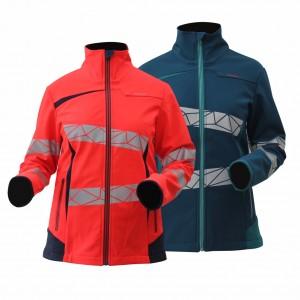 Special Design  Waterproof  Outdoor Fashion Softshell Winter Jacket
