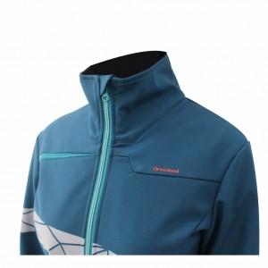 GL8671 Special Design  Waterproof  Outdoor Fashion Softshell Winter Jacket