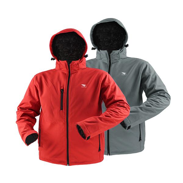 Professional China Waterproof - GL8703 softshell jacket for men – Greenland