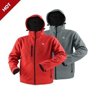 Mens Outdoor Workwear Jacket with Waterproof Fabric