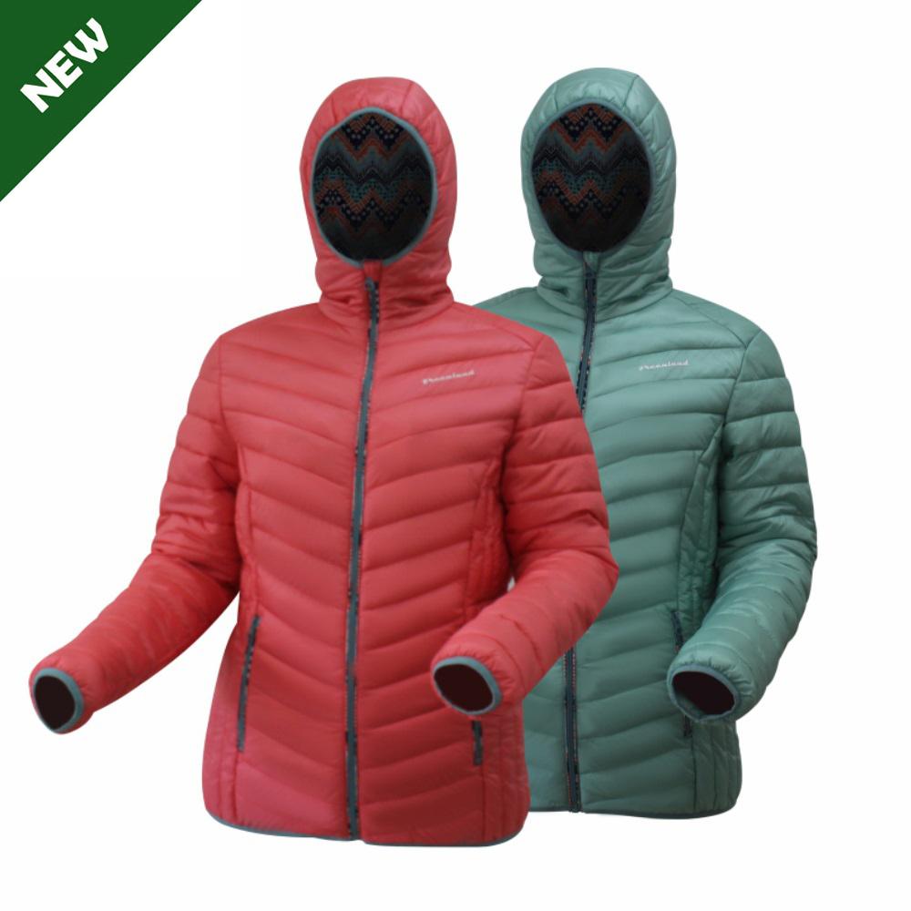 GL8814 padding jacket for lady