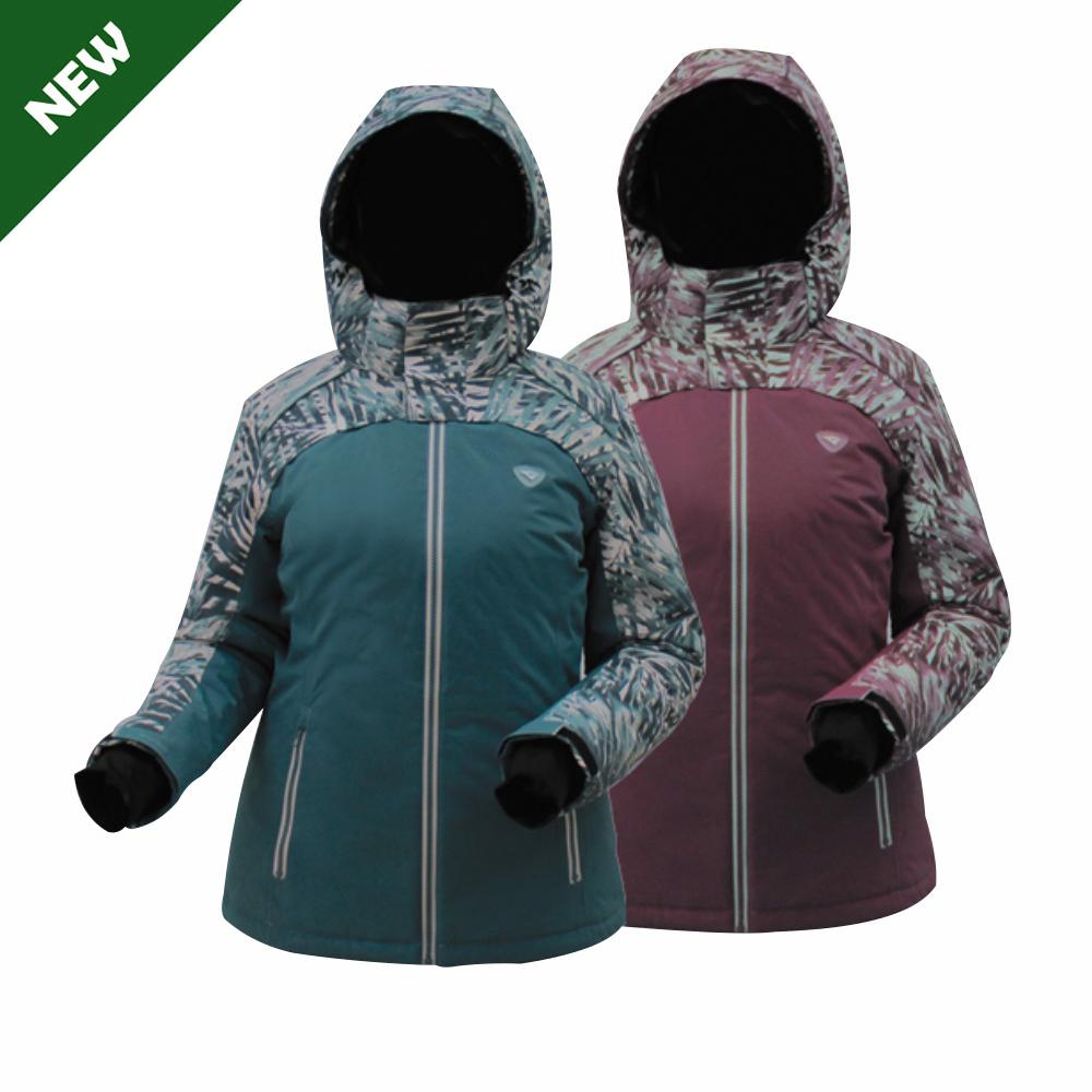 GL8817 ski wear jacket for lady