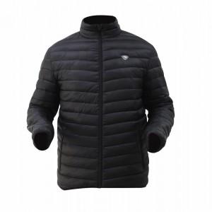 Fashionable padded winter jacket for men