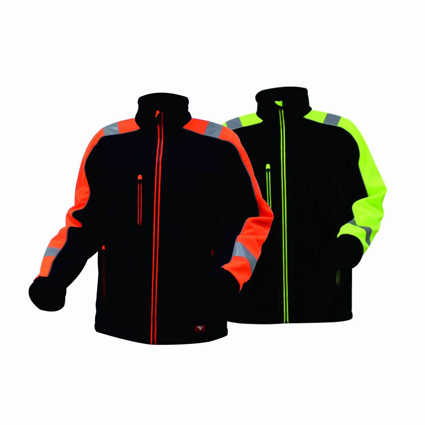 GL8364B softshell jacket for men