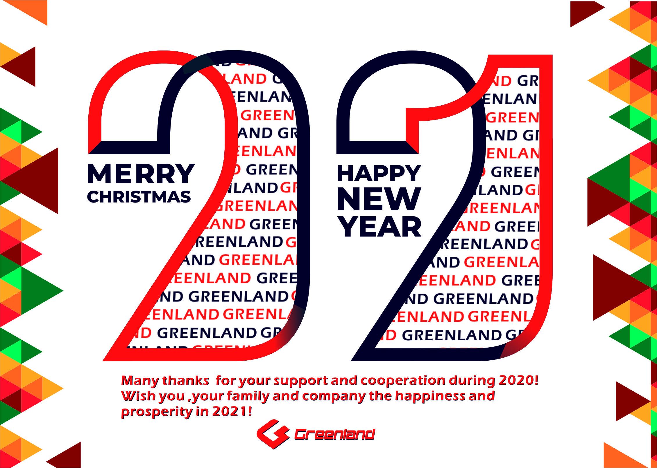 Merry Chritmas & Happy New Year!
